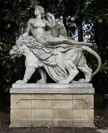 J.B. CLESINGER (1814-1883) LE TRIOMPHE D