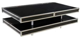 WILLY RIZZO STYLE MODERN COFFEE TABLE DRY BAR