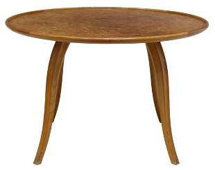 SWEDISH REINERS MJOLBY MODERN COFFEE TABLE