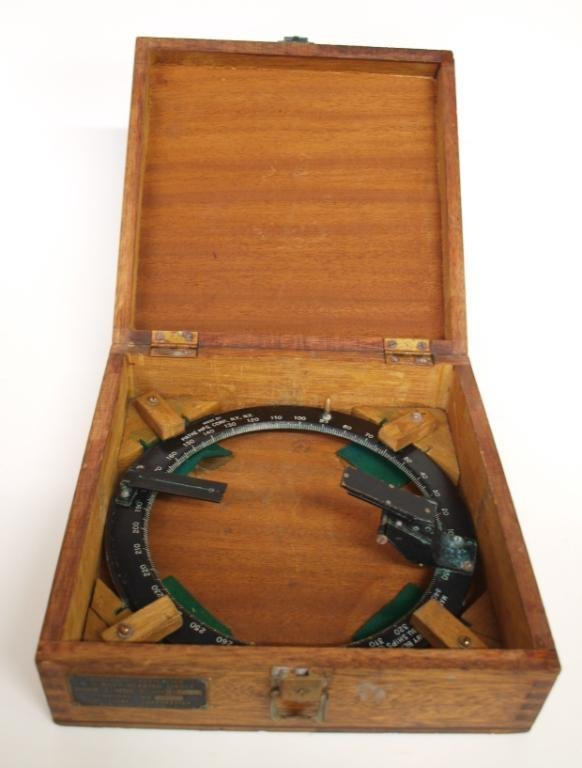 AMERICAN SHIPS SEXTANT, BRANDIS & SONS INC., NY - 9