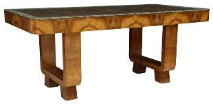 ITALIAN LEVI-MONTALCINI & PAGANO ART DECO TABLE