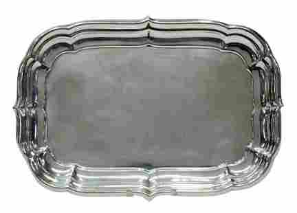 REED & BARTON 'WINDSOR' STERLING SILVER TRAY