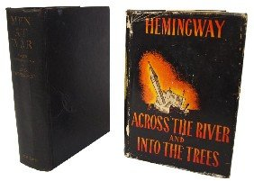 (2) FIRST EDITION ERNEST HEMINGWAY BOOKS