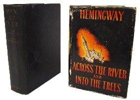 19: (2) FIRST EDITION ERNEST HEMINGWAY BOOKS