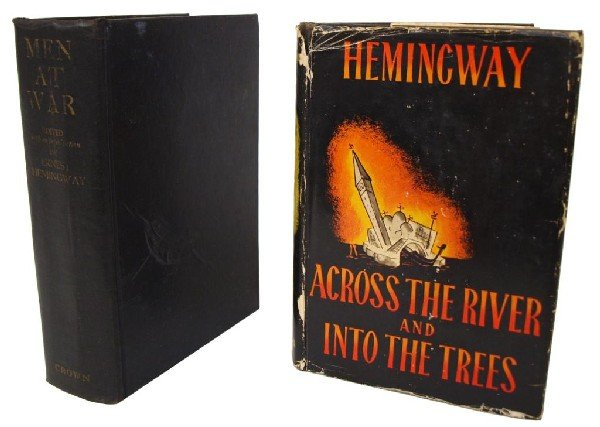 19: (2) FIRST EDITION ERNEST HEMINGWAY BOOKS