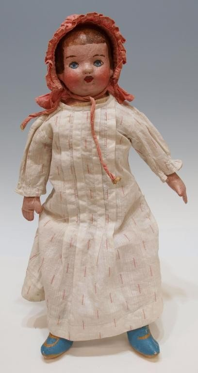 55: EARLY ELLA SMITH ALABAMA INDESTRUCTIBLE DOLL