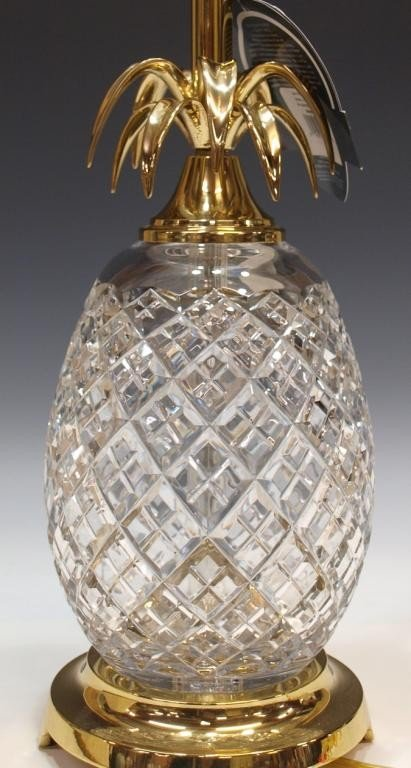 Waterford Hospitality Lamp Waterford Crystal Lighting Hospitality