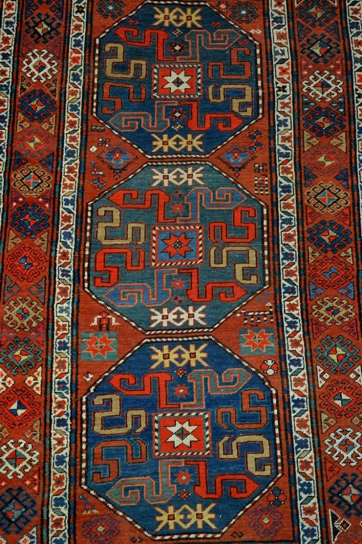 17: HAND TIED PERSIAN RUG