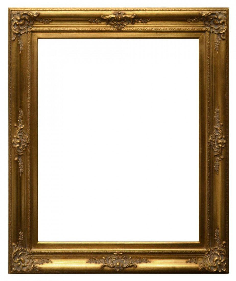 "31: (3) PICTURE FRAMES, 30"" x 36"" - 4"
