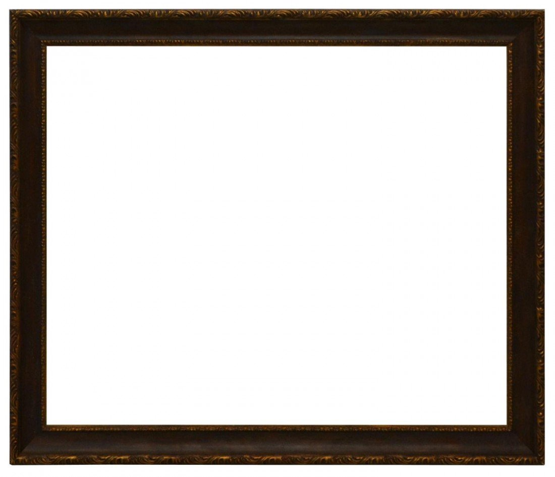 """52: LARGE PICTURE FRAME, 48"""" x 60"""""""