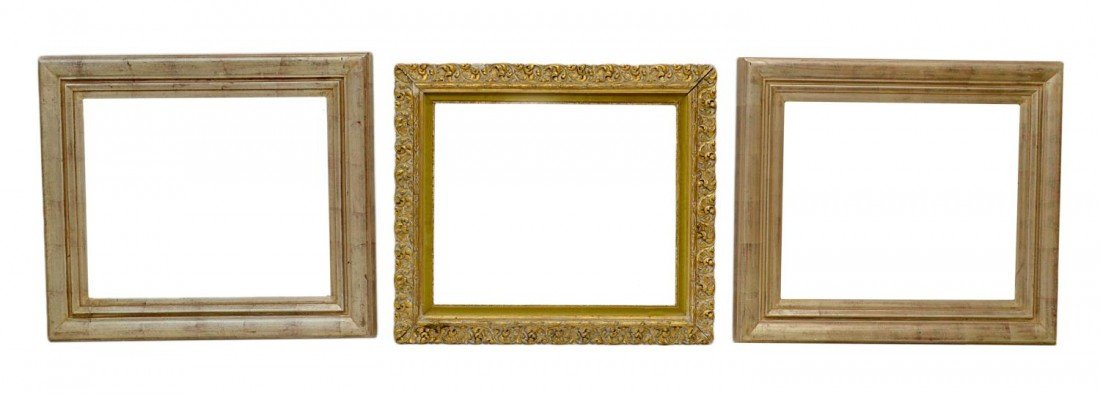 """54: (3) PICTURE FRAMES, 20"""" x 24"""""""