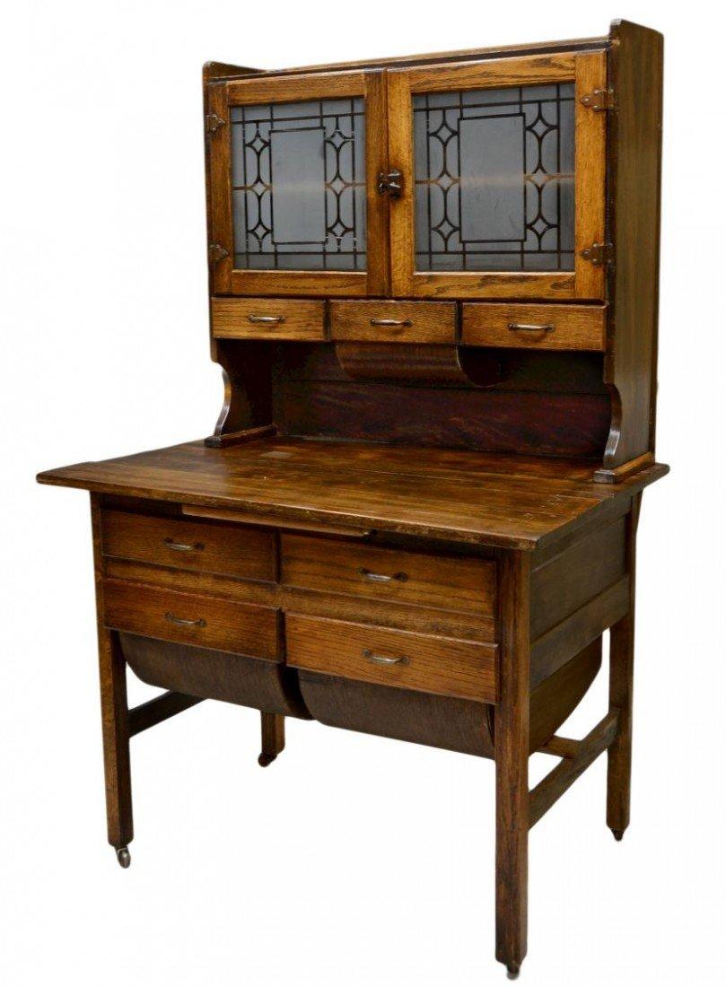 258 american kitchen cabinet possum belly. Black Bedroom Furniture Sets. Home Design Ideas