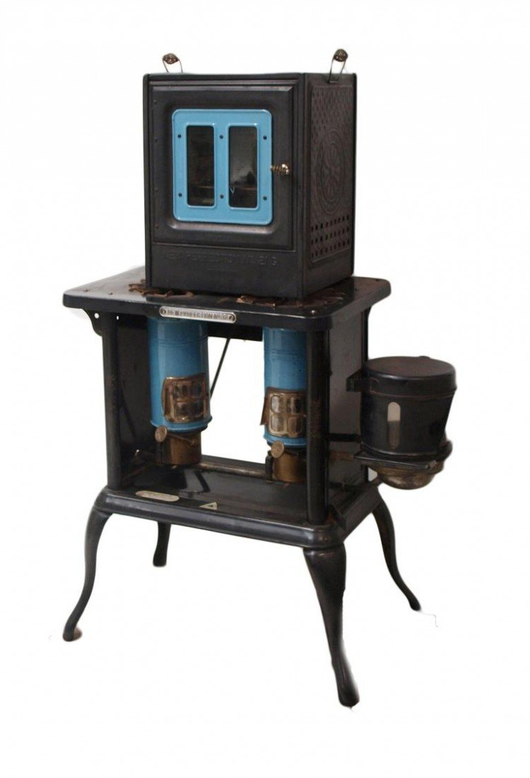 NEW PERFECTION #123 KEROSENE COOK STOVE  for Kerosene Cook Stove  113cpg
