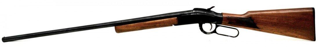 54: ITHACA M-66 SUPER SINGLE SHOTGUN, 20 GAUGE