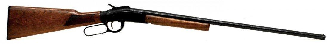 54: ITHACA M-66 SUPER SINGLE SHOTGUN, 20 GAUGE - 4