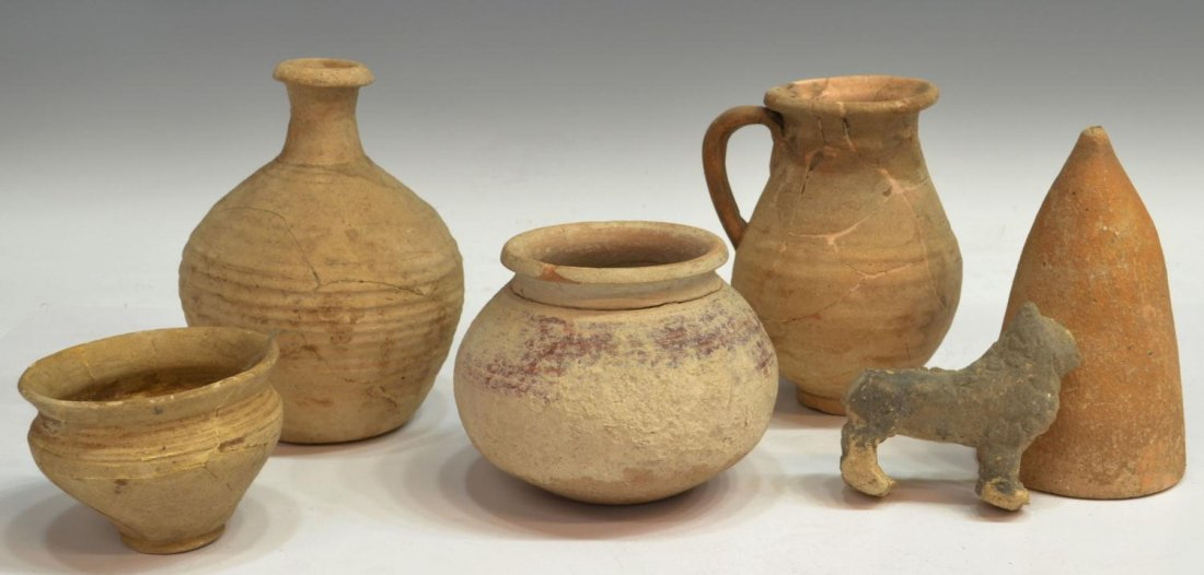 152: COLLECTION OF ANCIENT MEDITERRANEAN ARTIFACTS