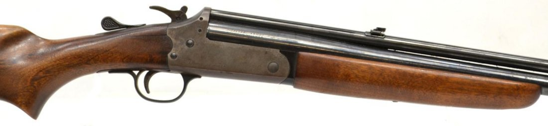 134: SAVAGE OVER/UNDER .22 MAGNUM, 20 GAUGE SHOTGUN - 2