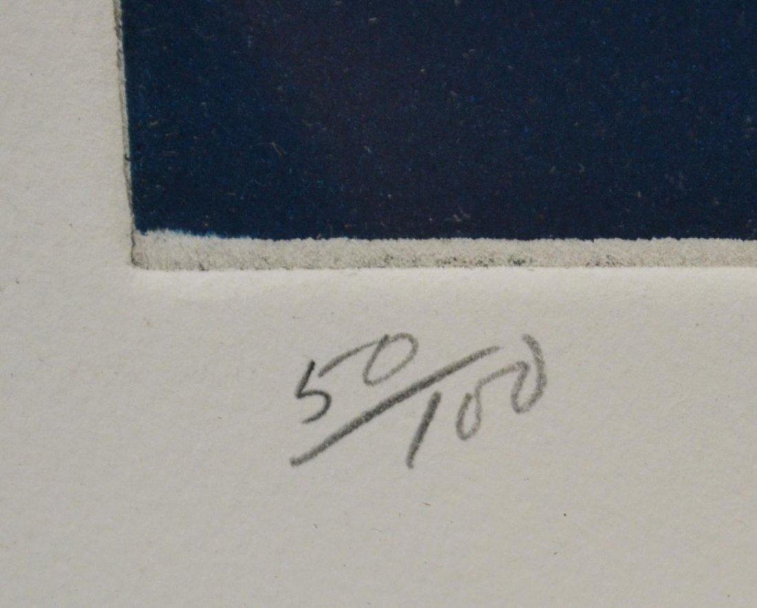 516: MODERN PRINT, ONE GIANT LEAP, MARJORIE TOMCHUK - 5