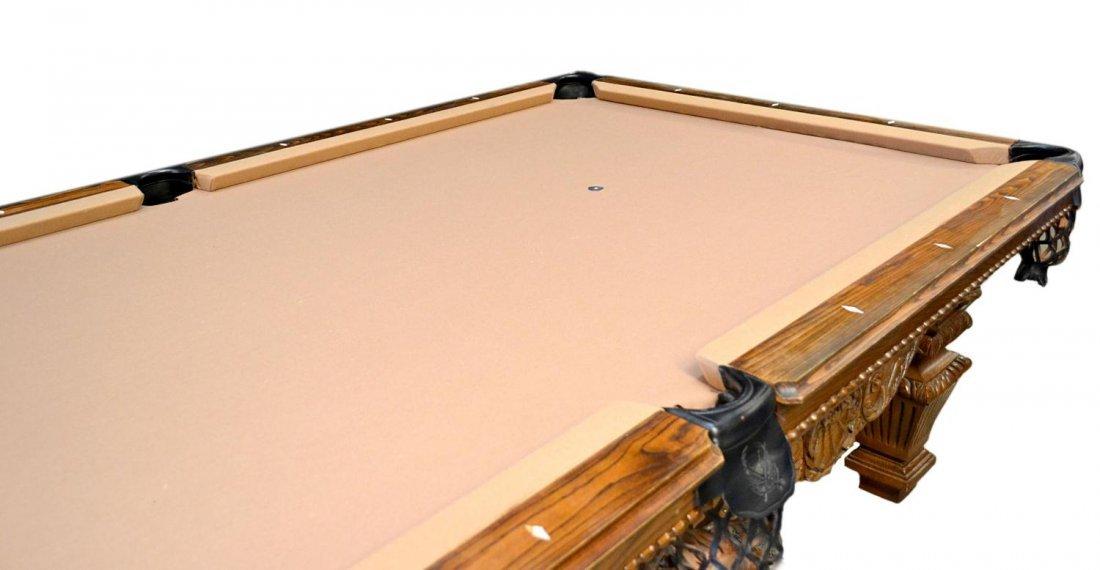 778: PETER VITALIE 'LORD NELSON' SIGNATURE POOL TABLE - 6