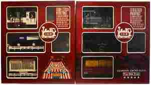 126 2LGB TWO TRAIN SETS 22401 US 21988US CIRCUS