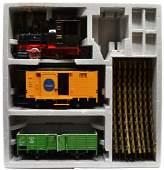 168 LGB MODEL TRAIN SET 20401 ZUGPACKUNG