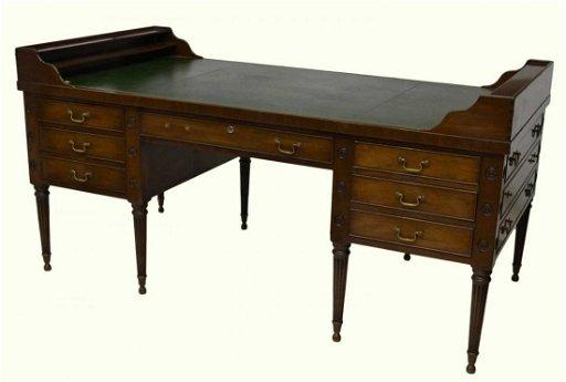 276 Kittinger George Washington Partners Style Desk Oct 28