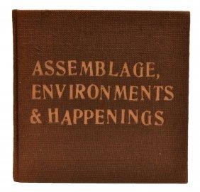 ASSEMBLAGE ENVIRONMENTS & HAPPENINGS, KAPROW, 1966