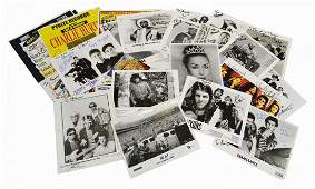 COLLECTION AUTOGRAPHED BAND PHOTOS & MUSIC POSTERS
