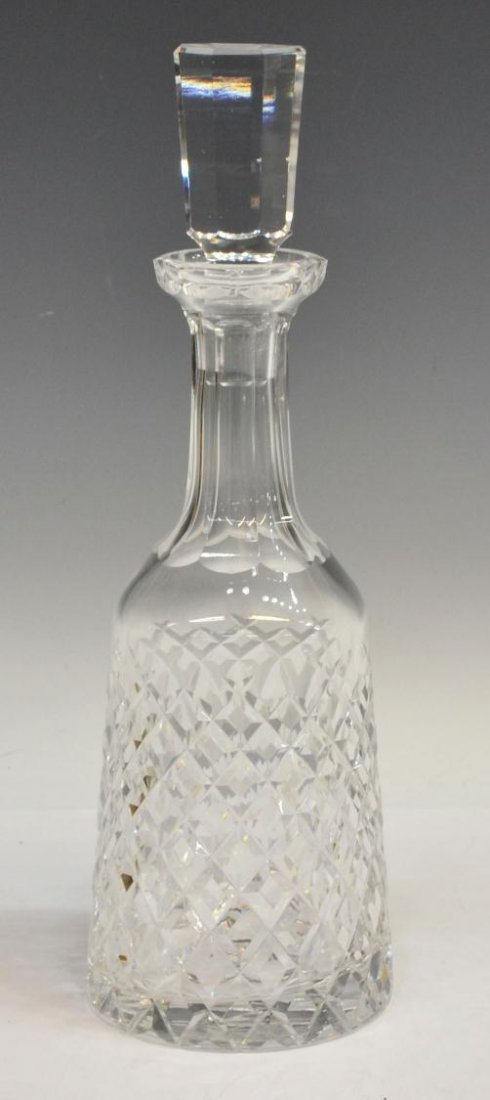 (2) WATERFORD CRYSTAL DECANTERS, ALANA & COLLEEN - 2