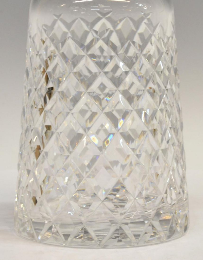 (2) WATERFORD CRYSTAL DECANTERS, ALANA & COLLEEN - 3