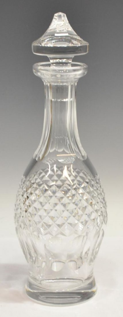 (2) WATERFORD CRYSTAL DECANTERS, ALANA & COLLEEN - 6