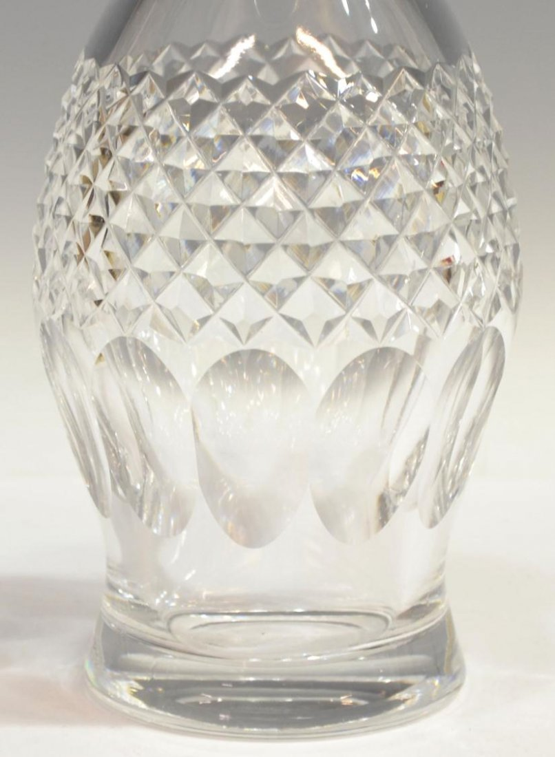 (2) WATERFORD CRYSTAL DECANTERS, ALANA & COLLEEN - 7