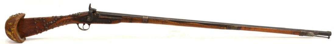 ENFIELD TOWER PERCUSSION MUSKET FROM MIDDLE EAST
