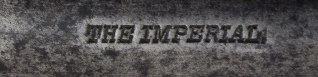 (3) STEVENS 12 GAUGE SHOTGUN & IMPERIAL 12 GAUGE - 3