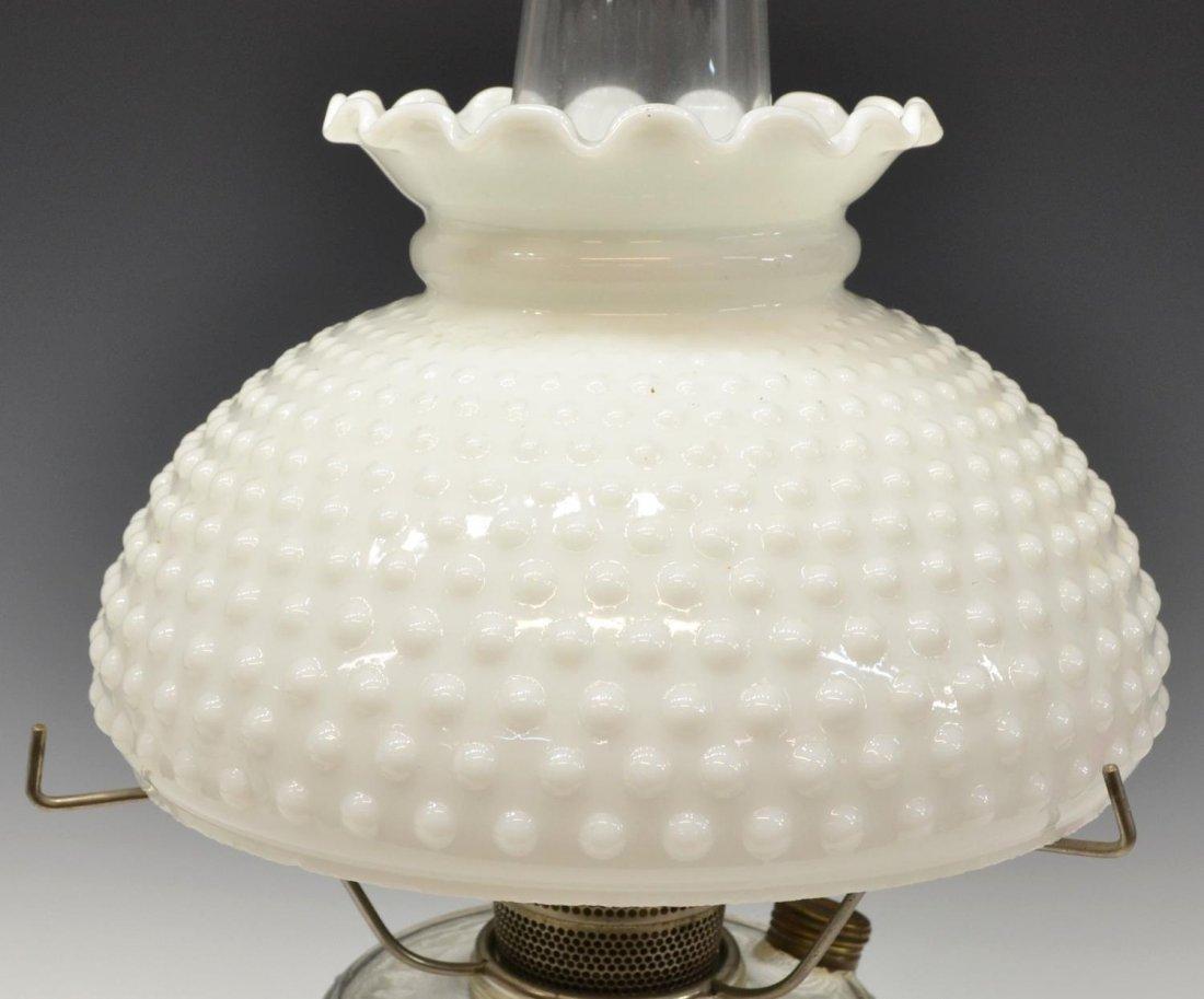 (3) VINTAGE ALADDIN KEROSENE LAMPS, MODELS B & 6 - 3