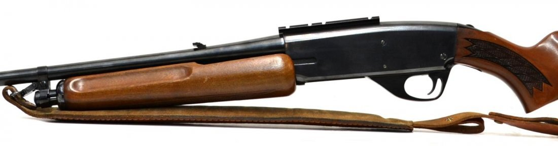 SAVAGE 170B PUMP .30-30 RIFLE - 4
