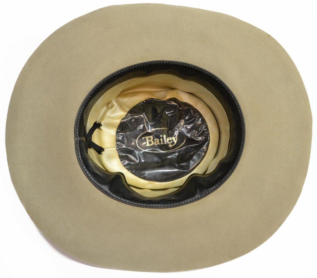 (3) WESTERN COWBOY HATS, TEXAS - 7