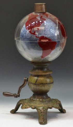 "SCARCE SCIENTIFIC TOOL,1894 FRENCH ""GLOBE MARIN"""