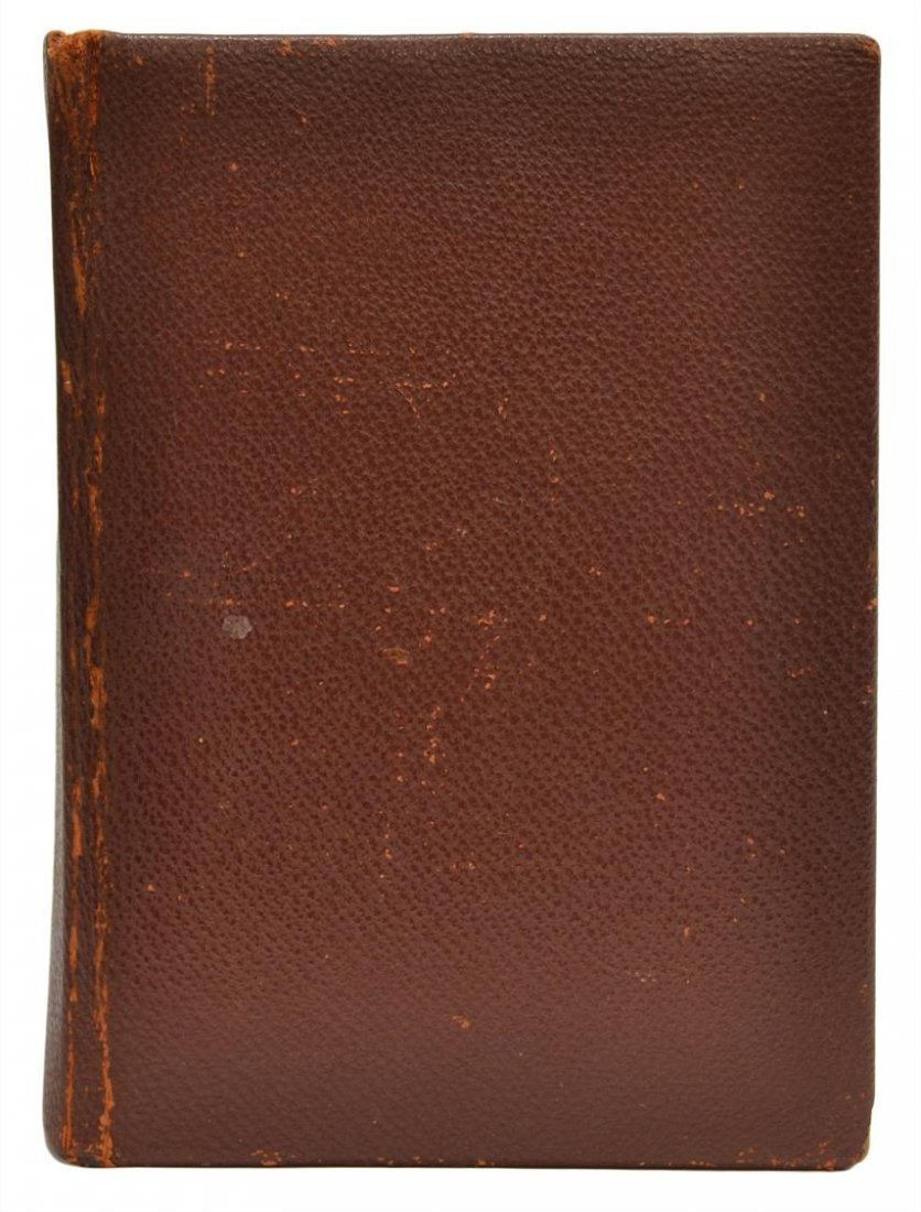 1950'S MICHAEL TODD REGENCY TRANSISTOR RADIO BOOK - 4