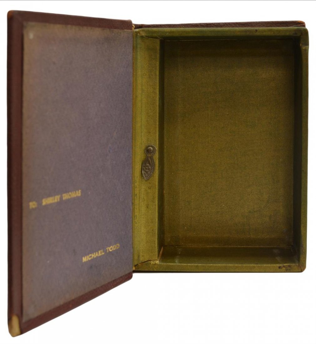 1950'S MICHAEL TODD REGENCY TRANSISTOR RADIO BOOK - 5