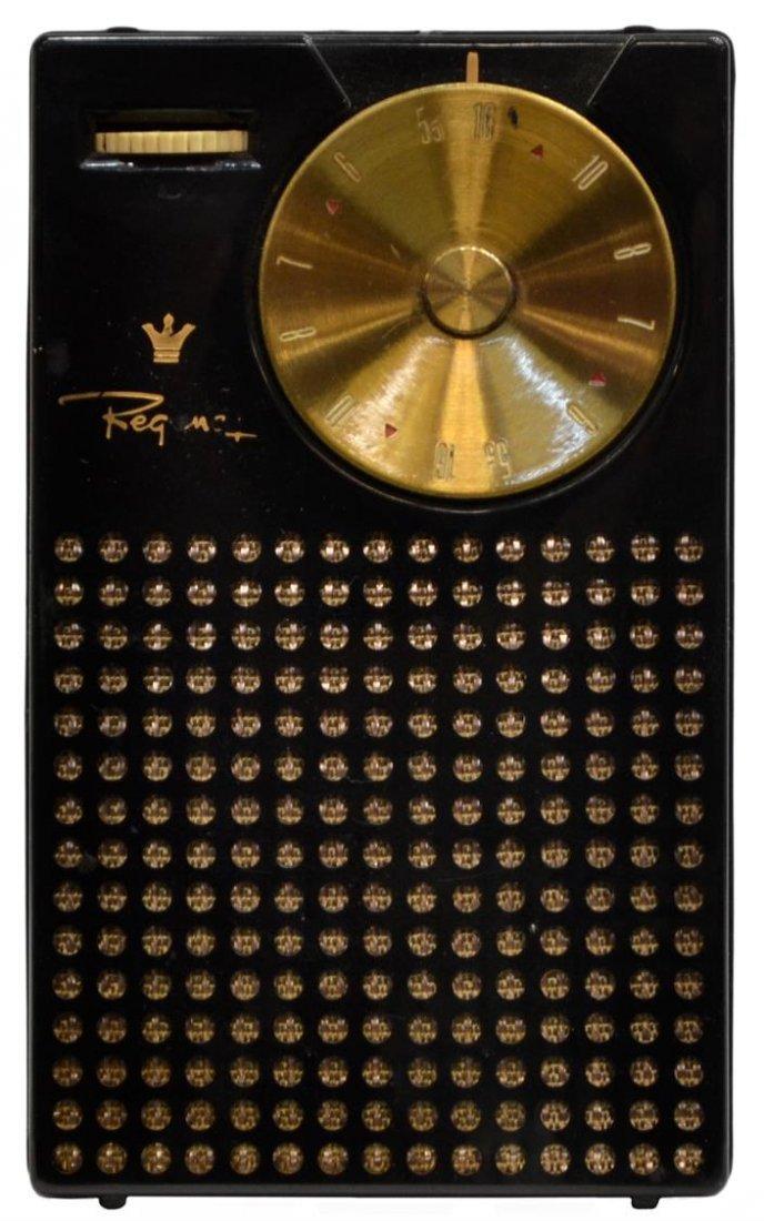 1950'S MICHAEL TODD REGENCY TRANSISTOR RADIO BOOK - 6