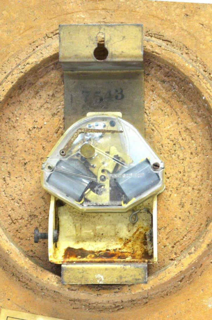 VINTAGE MERIDIAN CLOCK, ITALY, HOWARD MILLER - 5