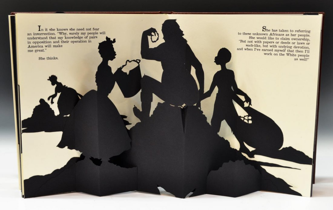 BOOK, 'FREEDOM', KARA ELIZABETH WALKER