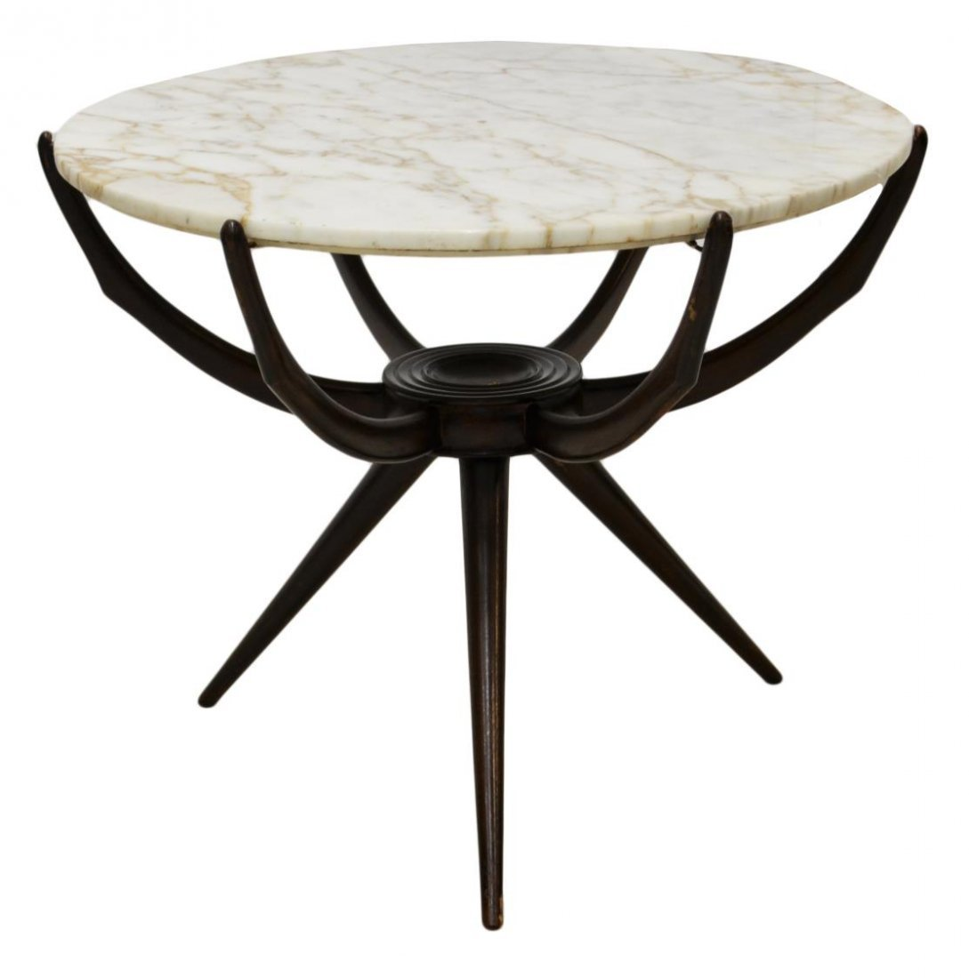 MID-CENTURY 'SPIDER' SIDE TABLE, CARLO DE CARLI