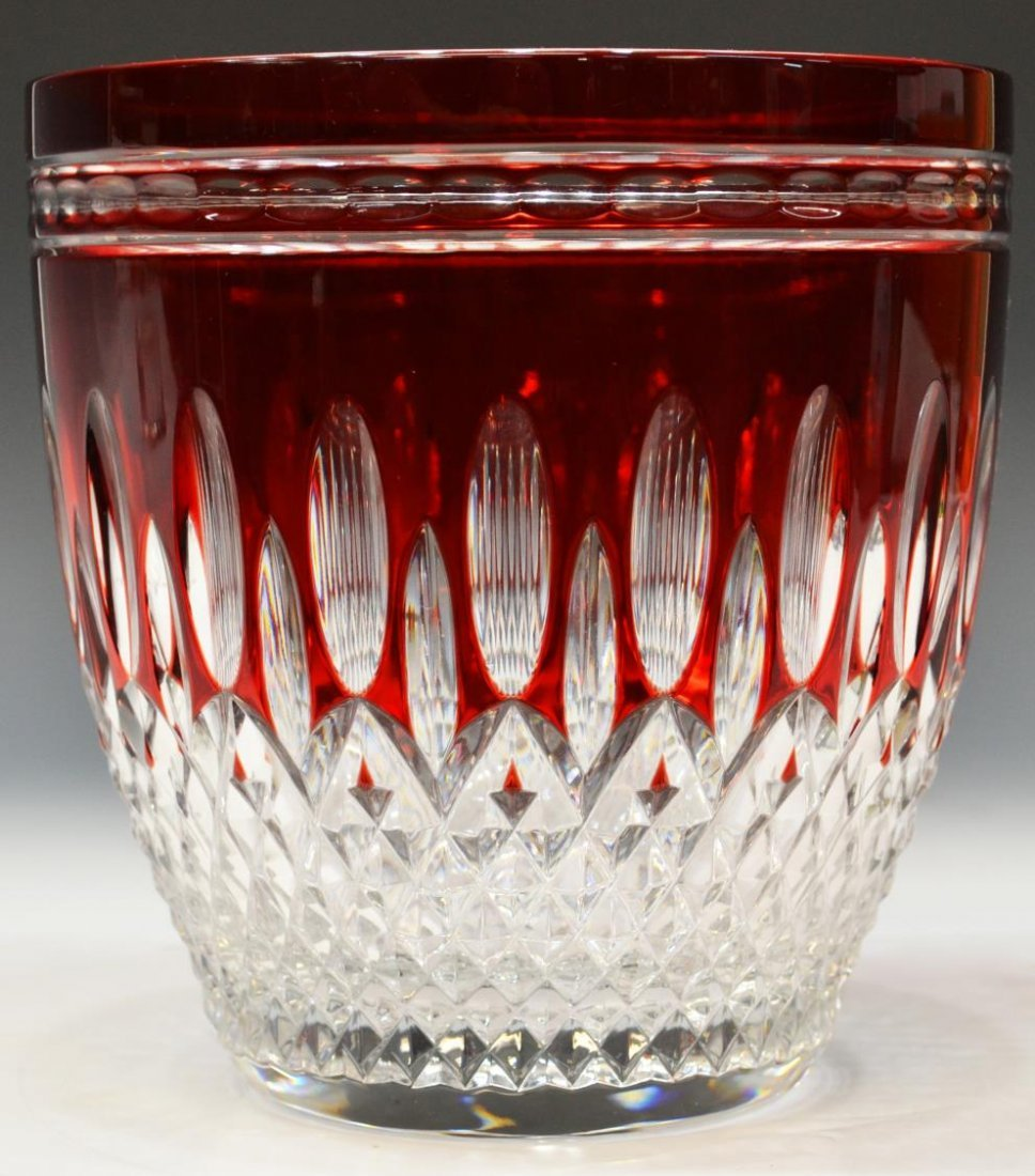 WATERFORD 'CLARENDON' CRYSTAL CHAMPAGNE COOLER