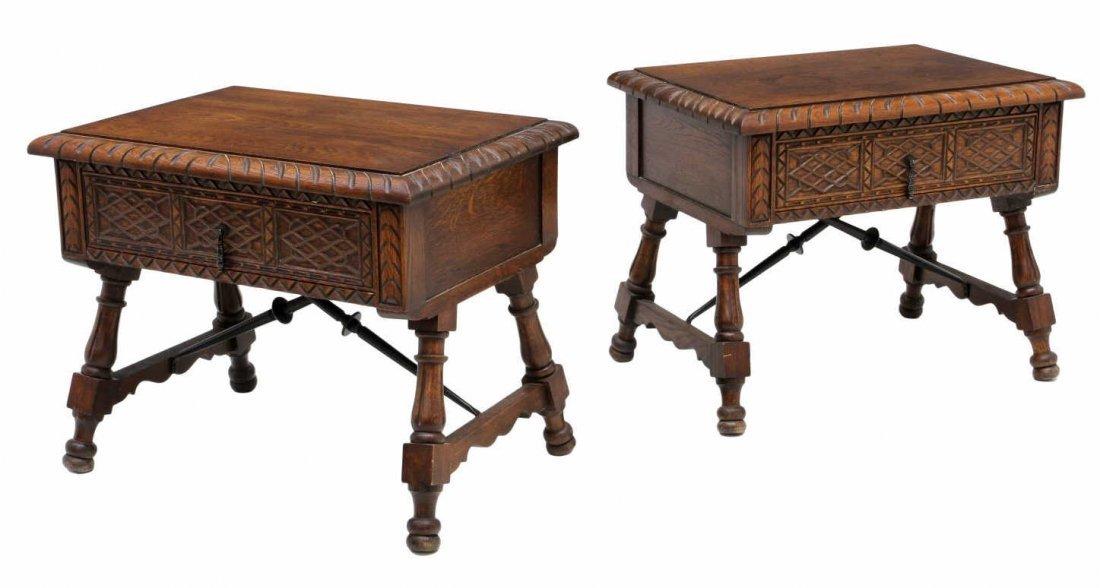 SPAIN BAROQUE STYLE SIMON LOSCERTALES BONA TABLES