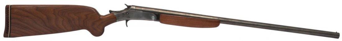 (2) WINCHESTER 1890 & CRESCENT SHOTGUN, PARTS ONLY - 3