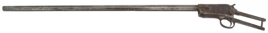 (2) WINCHESTER 1890 & CRESCENT SHOTGUN, PARTS ONLY - 6