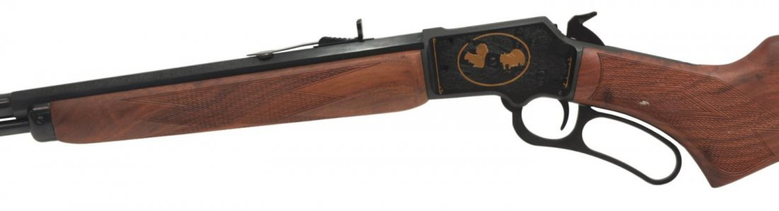 MARLIN 39AWL .22 LIMITED PRODUCTION RIFLE