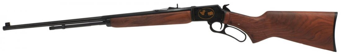 MARLIN 39AWL .22 LIMITED PRODUCTION RIFLE - 2